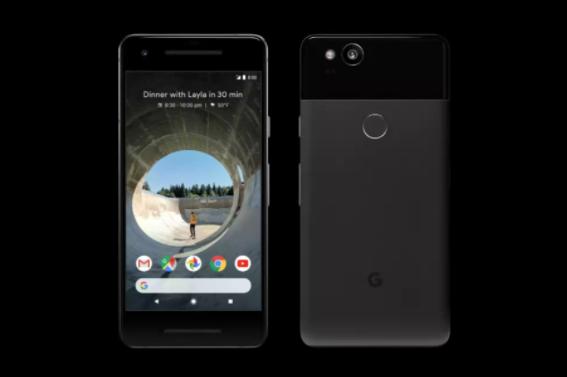 Google Pixel 2 и Pixel 2 XL представлены официально – фото 6