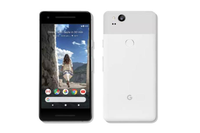 Google Pixel 2 и Pixel 2 XL представлены официально – фото 7