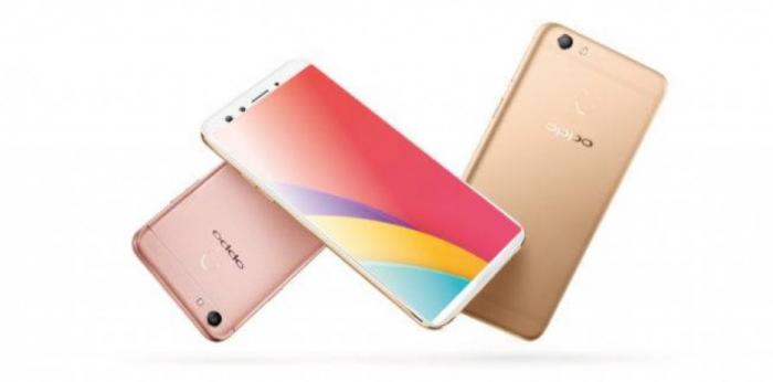 Селфифон Oppo F5 предложит дисплей с соотношением сторон 18:9 – фото 2