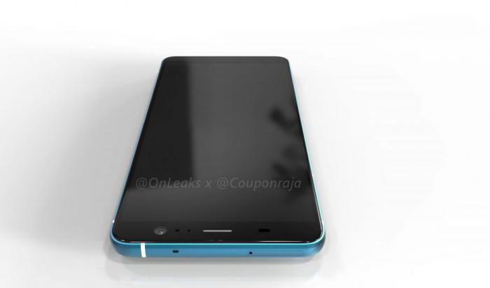 3D-рендер показал HTC U11 Plus со всех сторон – фото 2