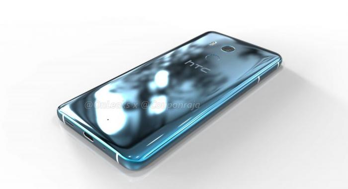 3D-рендер показал HTC U11 Plus со всех сторон – фото 4