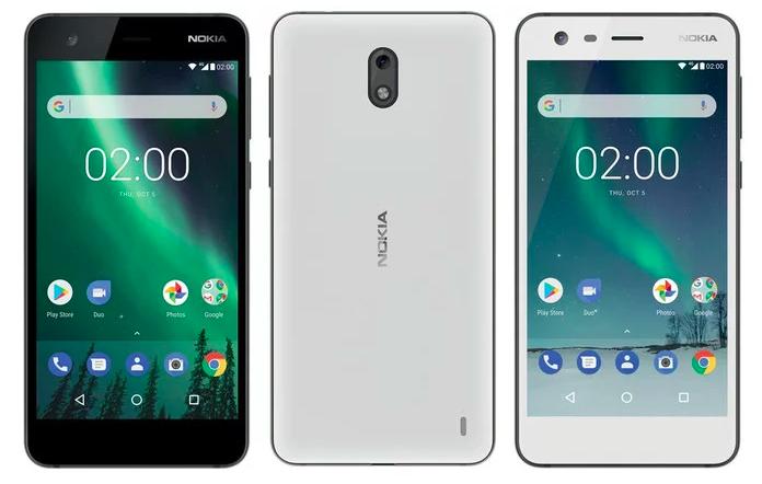 Nokia 2 замечен в базе данных AnTuTu – фото 2