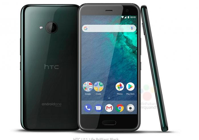 Названа розничная цена HTC U11 Life – фото 1