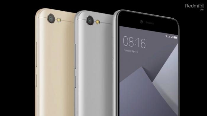 Xiaomi Redmi Y1 и Redmi Y1 Lite — селфифоны из новой линейки смартфонов – фото 3