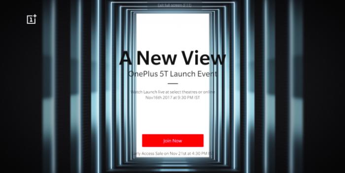 OnePlus 5T: объявлена дата презентации в Китае и время старта продаж в разных регионах – фото 4