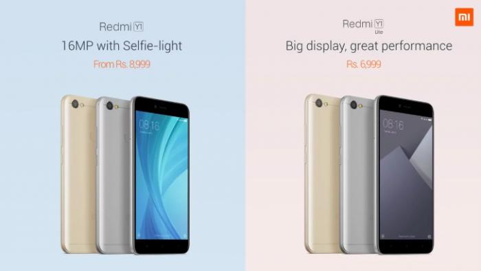 Продано 150 тысяч Xiaomi Redmi Y1 и Redmi Y1 Lite всего за 3 минуты – фото 1