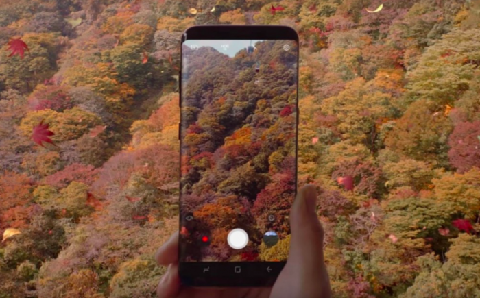 Samsung Galaxy S8 оделся в красный – фото 1