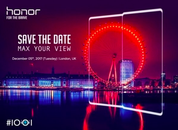 Huawei представит Honor V10 в Китае 28 ноября – фото 1