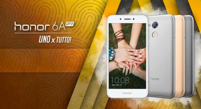В Европе стартовали продажи Honor 6A Pro – фото 1