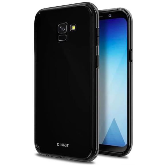Samsung Galaxy A5 (2018) показали на рендерах – фото 3
