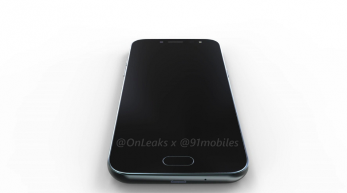 Samsung Galaxy J2 Pro (2018) показали на рендерах – фото 3