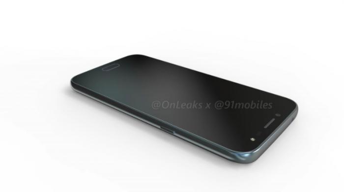 Samsung Galaxy J2 Pro (2018) показали на рендерах – фото 4