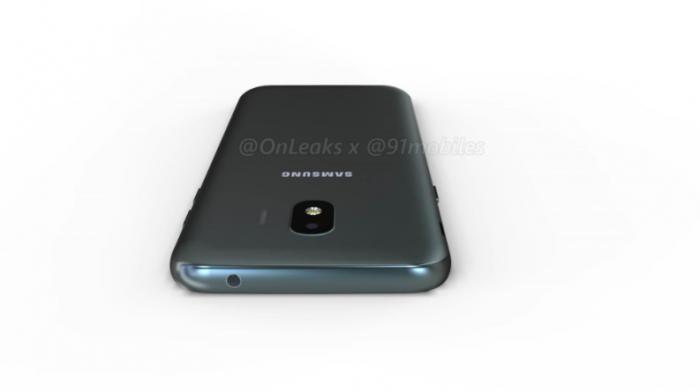 Samsung Galaxy J2 Pro (2018) показали на рендерах – фото 5