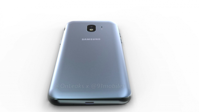 Samsung Galaxy J2 Pro (2018) показали на рендерах – фото 6
