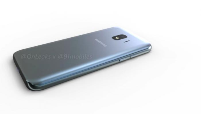 Samsung Galaxy J2 Pro (2018) показали на рендерах – фото 7