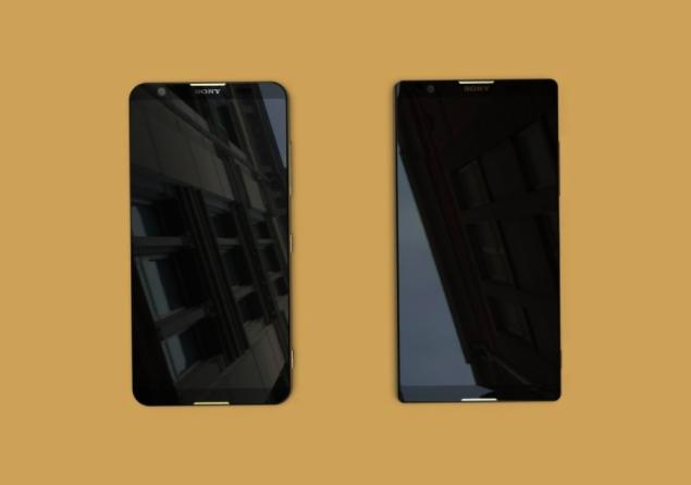 Смартфоны Sony Xperia образца 2018 года могут выглядеть вот так – фото 1
