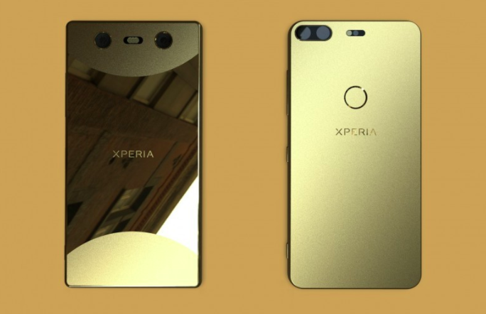 Смартфоны Sony Xperia образца 2018 года могут выглядеть вот так – фото 2