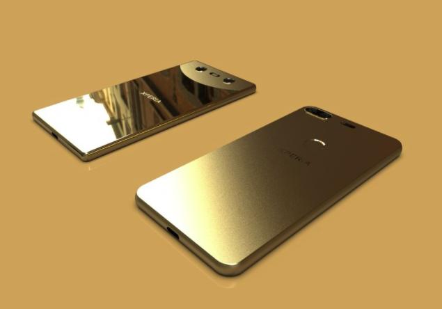 Смартфоны Sony Xperia образца 2018 года могут выглядеть вот так – фото 3