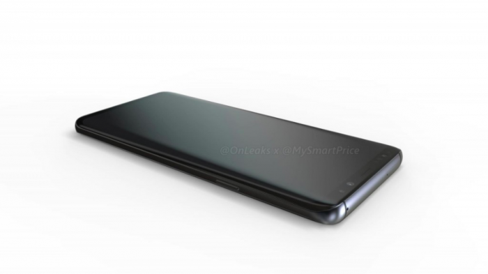 Показали 3D-рендеры Samsung Galaxy S9 и Galaxy S9+ – фото 6