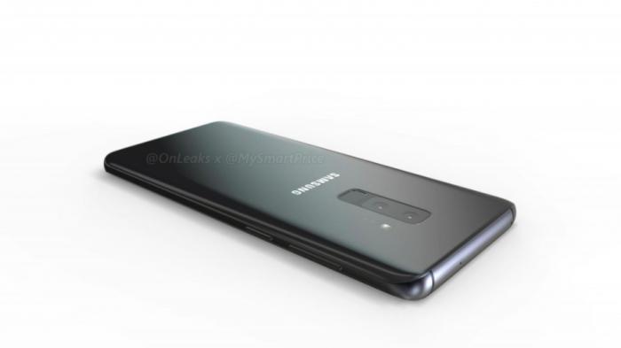 Показали 3D-рендеры Samsung Galaxy S9 и Galaxy S9+ – фото 8