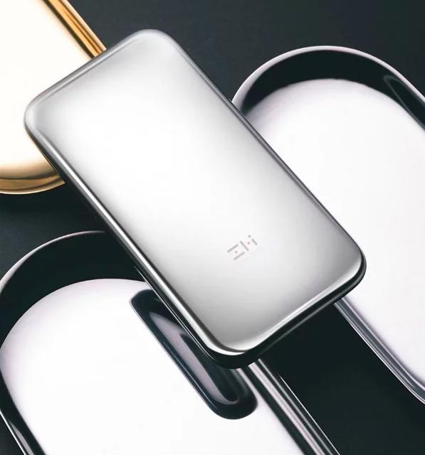 Xiaomi выпустит внешний аккумулятор на 6000 мАч в корпусе из нержавеющей стали – фото 3