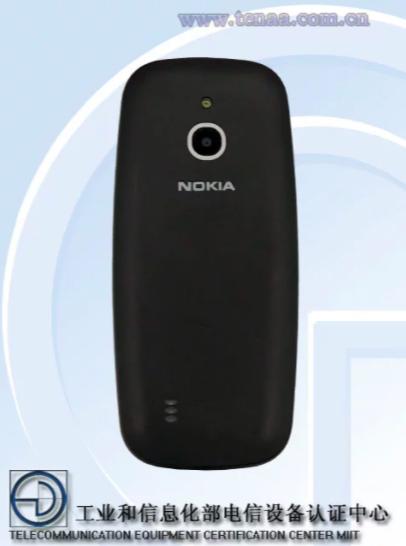 Nokia 3310 4G сертифицирован в Китае – фото 2