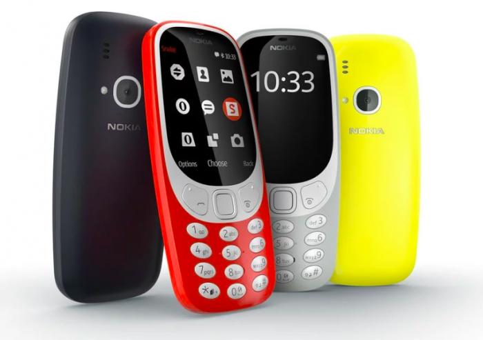 Характеристики Nokia 3310 4G из базы данных TENAA – фото 2
