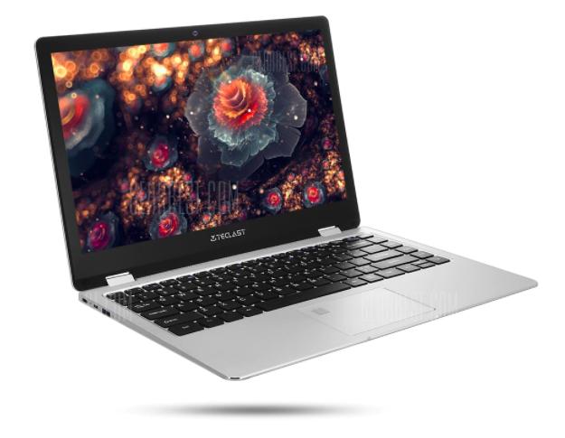 Teclast F6 Pro с чипом Intel Core m3-7Y30, сканером отпечатков пальцев и 8 Гб ОЗУ за $449,99 в магазине Gearbest – фото 2
