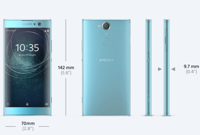 Стали известны цены на Sony Xperia L2, Xperia XA2 и Xperia XA2 Ultra – фото 4