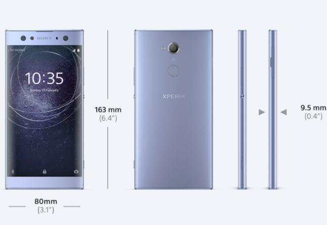 Стали известны цены на Sony Xperia L2, Xperia XA2 и Xperia XA2 Ultra – фото 3