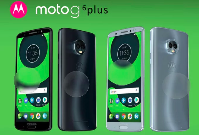 Moto G6, Moto G6 Plus и Moto G6 Play: пресс-изображения и характеристики – фото 1