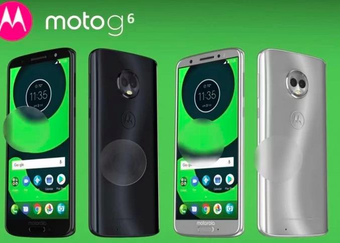 Moto G6, Moto G6 Plus и Moto G6 Play: пресс-изображения и характеристики – фото 2