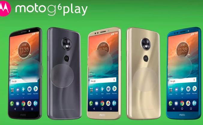 Moto G6, Moto G6 Plus и Moto G6 Play: пресс-изображения и характеристики – фото 3
