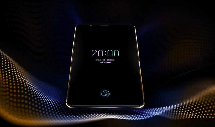 Vivo X20 Plus UD — первый смартфон со сканером отпечатков встроенным в дисплей представлен – фото 6