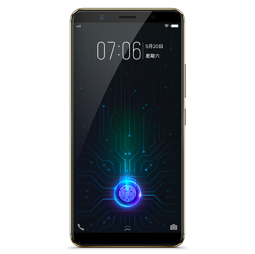 Vivo X20 Plus UD — первый смартфон со сканером отпечатков встроенным в дисплей представлен – фото 11