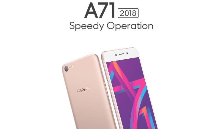Анонс Oppo A71 (2018) на базе Snapdragon 450 с ценником $180 – фото 2