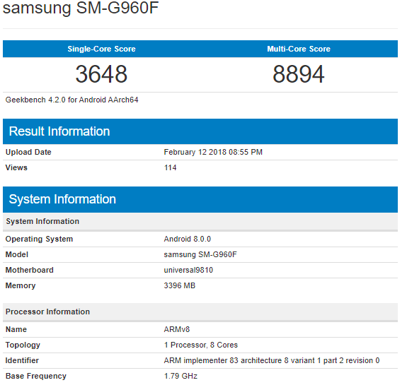 Samsung Galaxy S9: кто производительнее Snapdragon 845 или Exynos 9810? – фото 1