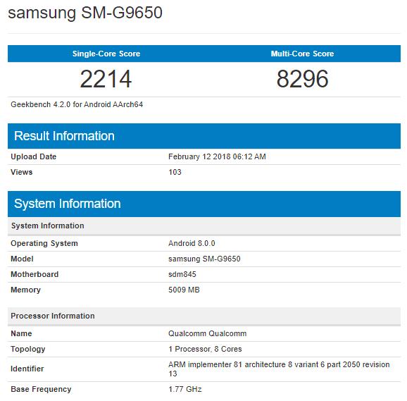 Samsung Galaxy S9: кто производительнее Snapdragon 845 или Exynos 9810? – фото 2