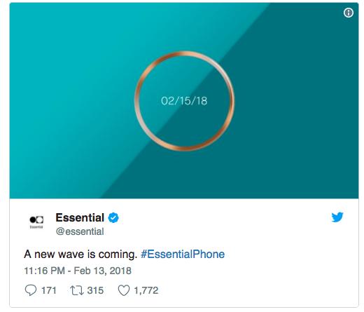 Essential надеется, что новый цвет оживит продажи Phone – фото 1