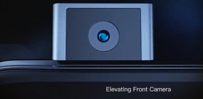 Vivo APEX: футуристичный полноэкранный смартфон с выдвижной камерой – фото 2