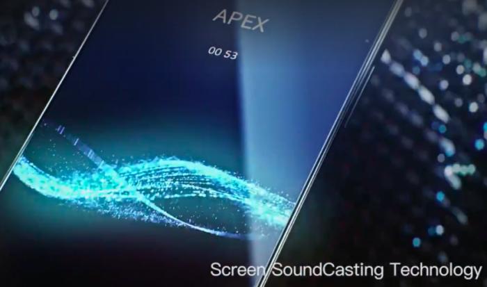 Vivo APEX: футуристичный полноэкранный смартфон с выдвижной камерой – фото 5