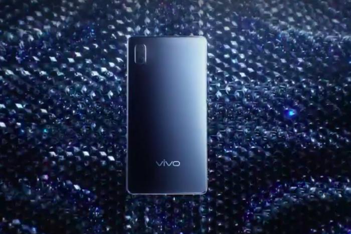 Vivo APEX: футуристичный полноэкранный смартфон с выдвижной камерой – фото 6