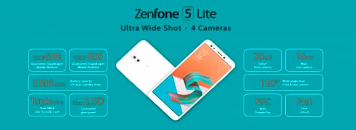 Представлены ASUS ZenFone 5z, ZenFone 5 и ZenFone 5 Lite – фото 7