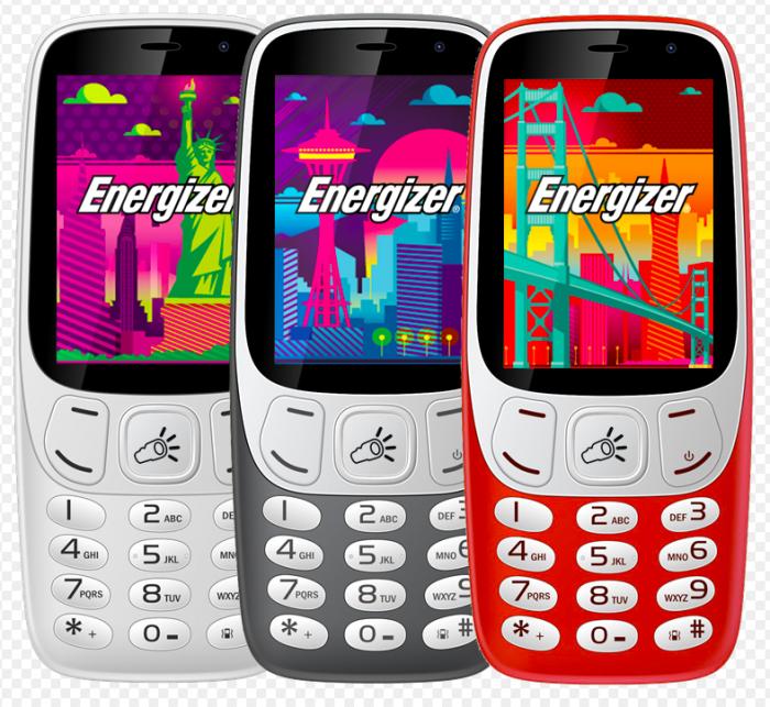 Energizer Energy E240S для тех, кто ищет выносливую звонилку с фронтальной камерой и поддержкой 4G – фото 1