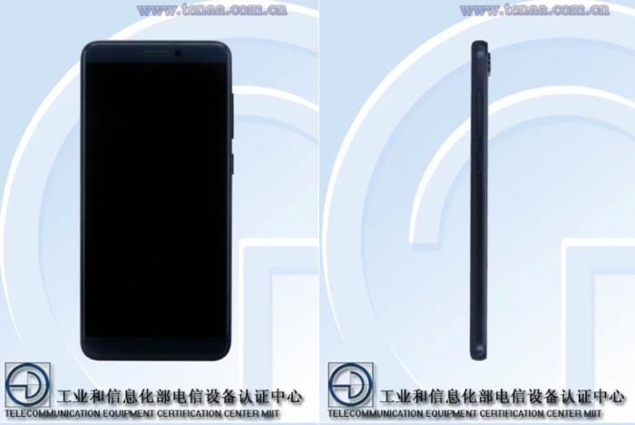 Lenovo K350t с дисплеем 18:9 сертифицирован в TENAA – фото 1