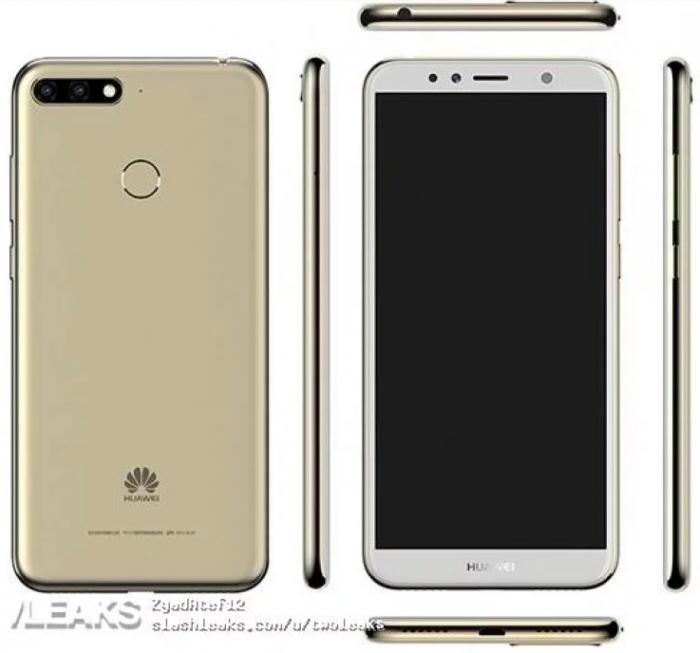 Huawei Enjoy 8E: очередной смартфон с дисплеем 18:9 – фото 1