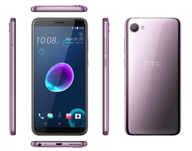 Представлены стильные HTC Desire 12 и Desire 12+ – фото 3