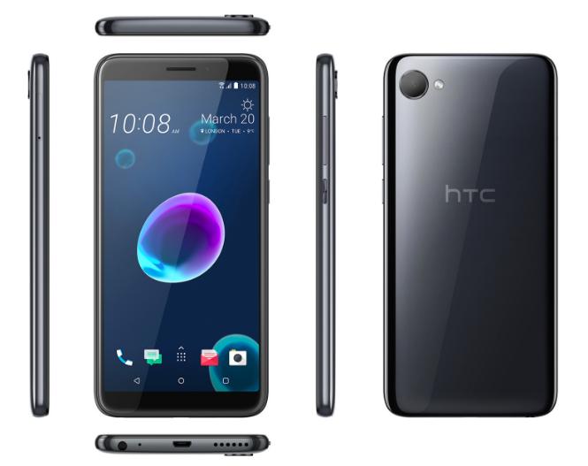 Представлены стильные HTC Desire 12 и Desire 12+ – фото 4