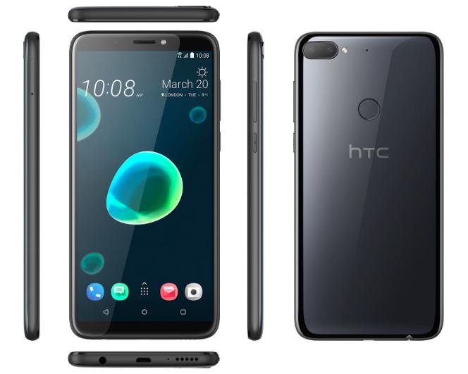 Представлены стильные HTC Desire 12 и Desire 12+ – фото 6