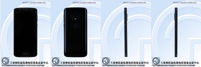 Moto G6 сертифицирован в Китае – фото 3